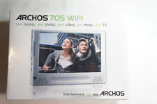Brand New Archos 705 160GB Wi-Fi Hard Drive Portable Media Player (501016)