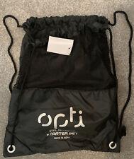 bag and pump Opti Rugby Ball Starter Kit with kicking tee