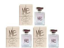 Me L'eau Lanvin WOMEN MINI Miniature Perfume Travel 4.5ml x3 EDT