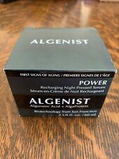 Nib Algenist Power Recharging Night Pressed Serum $95 Website Out Of Stock