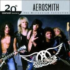20th Century Masters The Millennium Collection The Best of Aerosmith CD NEW