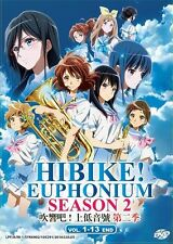 *Billig! HIBIKE! Euphonium S2   Episodes 01-13   English Subs   1 DVD (VS0034)