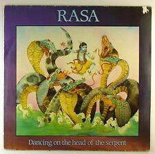 "12"" LP - Rasa  - Dancing On The Head Of The Serpent - A4206 - RAR"
