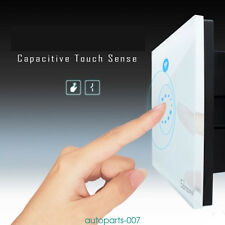 Sonoff WIFI Wireless Switch Touch Glass Panel Touch LED Light controller as07
