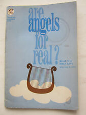 Are angels for real? William W Orr