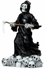 Miniature Dollhouse Fairy Garden Halloween Grim Reaper - Buy 3 Save $5