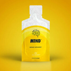 M1ND - Dietary Brain Supplement 1 fl oz - 30 Pkts  Exp 4/2021 Free Priority USPS
