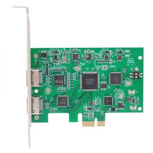 ezcap294 PCI-E HD Video Capture Card PCI Express 1080P 60FPS HD Capture W1M6