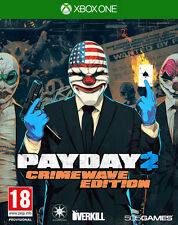 Pay Day 2 Crimewave Edition XBOX ONE IT IMPORT 505 GAMES