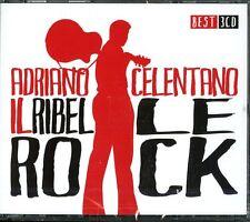 CELENTANO ADRIANO - IL RIBELLE ROCK BOX 3  CD NUOVO SIGILLATO