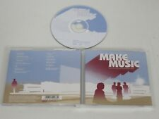 Various / Make Music (Folk Funk Sabores & Ambiente Soul )( Hurtcd 038) CD Álbum