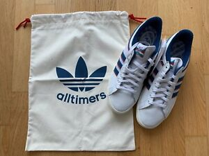 adidas Skateboarding Campus Vulc x Alltimers weiß Gr. 44 2/3, US 10,5