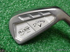 Nice Callaway Razr X Forged Cavity 6 Iron Project Flighted X 5.5 Steel