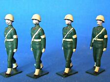 FRANCE LEAD FIGURE - AMERICAN WWII MP SOLDIERS