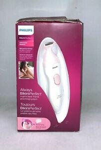 Philips HP6376/61 Bikini Perfect Advanced Trimmer - Pink - open box