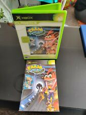 Crash Bandicoot The Wrath Of Cortex - Xbox Game - CASE & MANUAL ONLY, NO DISC!