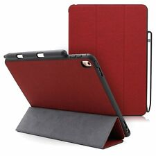 "Prodigee Expert Red iPad Pro Case (2017) 12.9"" Magnet Sleep/Wake pencil Cover"