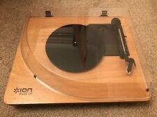 Ion Audio Classic LP Wood | Vinyl record player +  USB Conversion Turntable