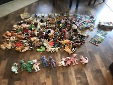 254 Beanie Babies And Other Collectibles. Huge Beanie Baby Lot
