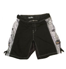 Clinch Gear Black Martial Arts UFC Training Shorts Size 34