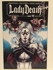 Lady Death Boundless #12 (2011) Comic Book Brian Pulido's NM