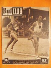 But & Club N° 69 du 16/6/1947-De Ruyter décidé à battre le record de Hollande