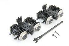 Boerman Rollbockset HSB, Spur G, für Spur II (64mm)-Wagen auf Schmalspur IIm (45