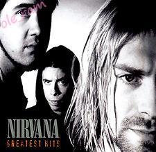 NIRVANA GREATEST HITS 2 CD SET IN DIGIPAK Kurt Cobain Dave Grohl Krist Novoselic