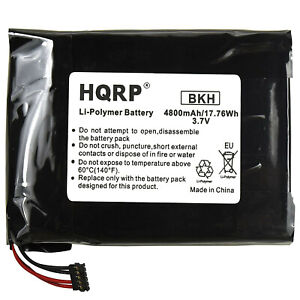 HQRP Battery Compatible with Ring-1 Video Doorbell (1StGen) B15169 2AEUPBHARG031