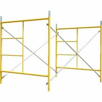 ScaffoldMart BJ-Style Scaffold Set - 5ft. x 5ft. x 7ft., Model# BJL5X5SET7X48