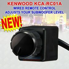 KENWOOD EXCELON KCA-RC01A BASS KNOB X502-1 X802-5 REMOTE SUB LEVEL CONTROLLER NR