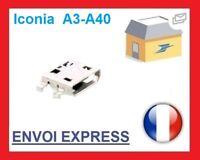 Connecteur de charge ACER ICONIA TAB 10 A3-A40 A3-A30 B3-A40 B3-A40FHD USB