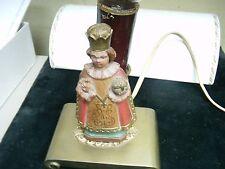 CRUCIFIX TABLE  LAMP INFANT  SANTO NINO