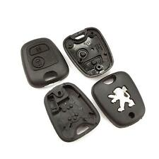 Peugeot 106 206 207 306 307 406 806 2 Tasten Gehäuse Schlüssel Hülle Ersatz