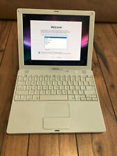 "Apple iBook G4 Notebook 12"" A1133,1.33GHz /768 MB RAM/40GB  Mid 2005 Works Grt"