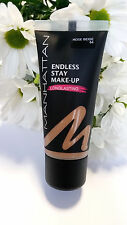 Manhattan Endless Stay Make-up Longlasting Make Up Foundation 64 Rose Beige Neu
