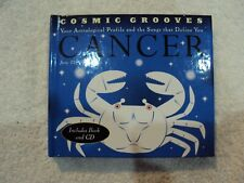 Cosmic Grooves Cancer Your Astrological Profile Book & CD Brand New Free Ship