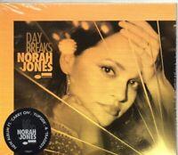 NORAH JONES-Day Breaks CD-Brand New-Still Sealed
