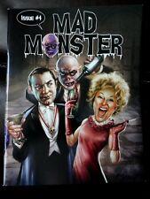 MAD MONSTER MAGAZINE Issue #4