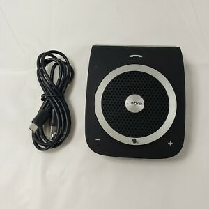 Jabra Tour Blue-Tooth in Car Speakerphone Hands Free HFS101 Tested Works