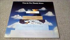 THE MOODY BLUES This Is RE UK Threshold G/F 2LP 1974  A4/P2 The Best Of