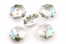 Clear Crystal/Cut Glass Loose Beads