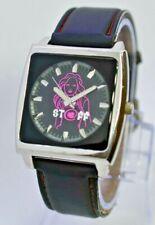 Women's HILARY DUFF - STUFF By Bravado, Steel Watch, Black, Working, New Battery