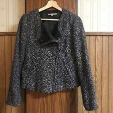 Gap Woman Wool Zipper Jacket Size S