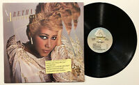 Aretha Franklin Get it Right 1983 LP Arista 8-8019 Cover Orig Shrink Excellent