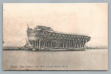 Frigate New Orleans SACKETS HARBOR War of 1812 Shipwreck—Antique Long Island UDB
