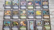 DragonBall Z DBZ CCG Cell Games Saga lot Unlimited