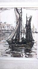 peinture  marine bateau