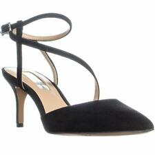 INC International Concepts Womens Leniil Leather Pointed Toe Ankle Strap