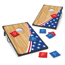 Sports Outdoor Cornhole Two Bean Bag Toss Boards Outdoor Teams Family Play Game